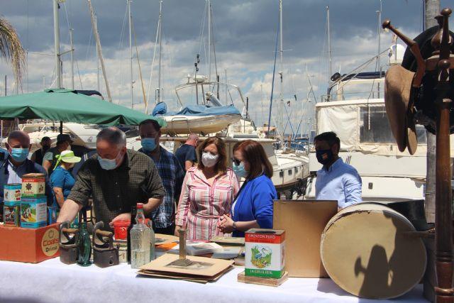 I Feria de Coleccionismo Puerto Marina de las Salinas - 2, Foto 2