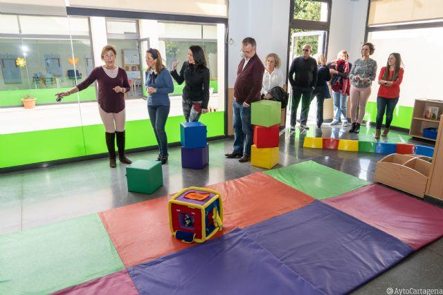 Las Escuelas Infantiles Municipales de Cartagena reciben casi mil solicitudes - 1, Foto 1