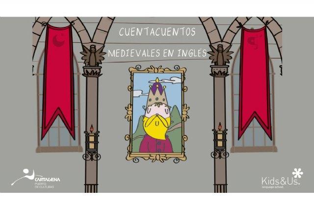 Agotadas las entradas para los cuentacuentos medievales en inglés en el Castillo de la Concepción - 1, Foto 1
