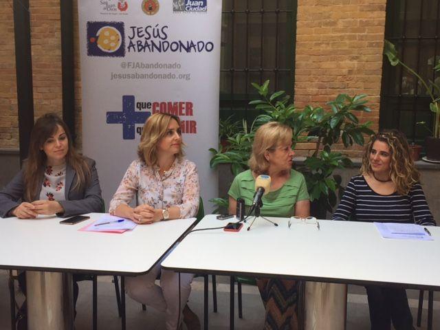 El Ayuntamiento anima a los murcianos a ser voluntarios de Jesús Abandonado - 2, Foto 2