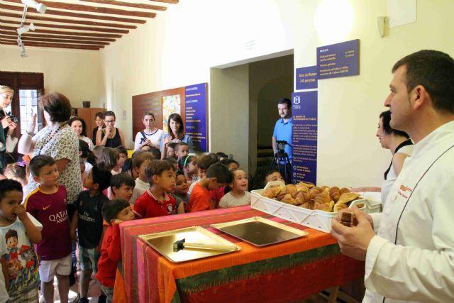 400 escolares participan en una jornada dulce en el Museo de la Fiesta - 2, Foto 2
