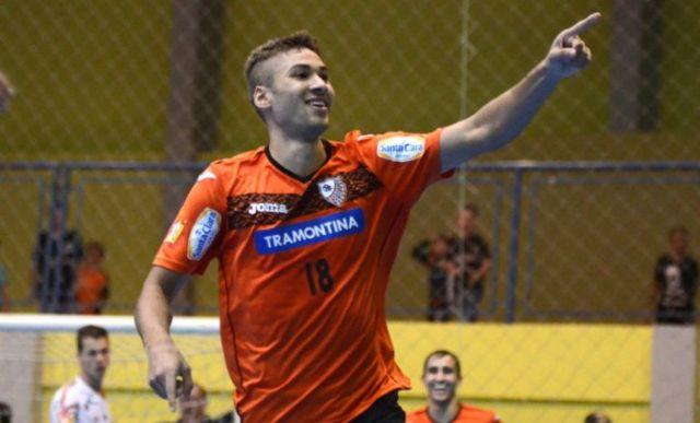 El ala cordobés Andresito y el pívot brasileño Pito se incorporarán a ElPozo Murcia la próxima temporada - 2, Foto 2