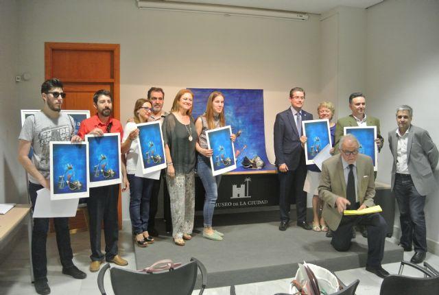 Diez murcianos son premiados con un cuadro de Ángel Haro por su participación en el Día y la Noche de los Museos - 1, Foto 1