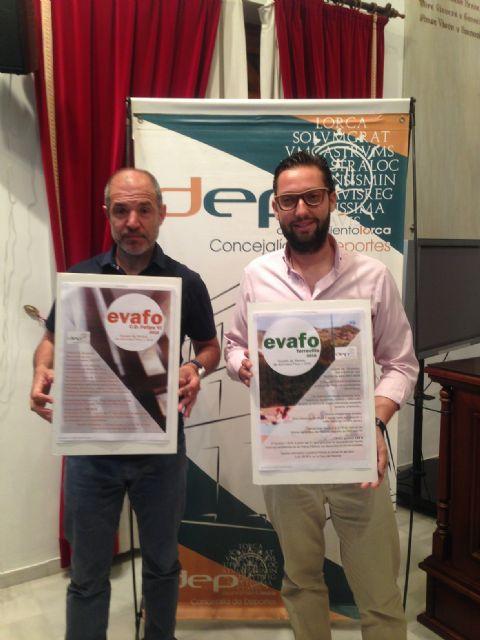 La Concejalía de Deportes organiza una nueva edición del EVAFO en las instalaciones deportivas de La Torrecilla y del Complejo Deportivo Felipe VI - 1, Foto 1