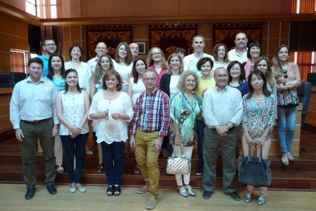 Técnicos de Turismo de la Red Regional de Oficinas de Turismo de la Región de Murcia asisten a la Visita de Familiarización en Molina de Segura - 1, Foto 1