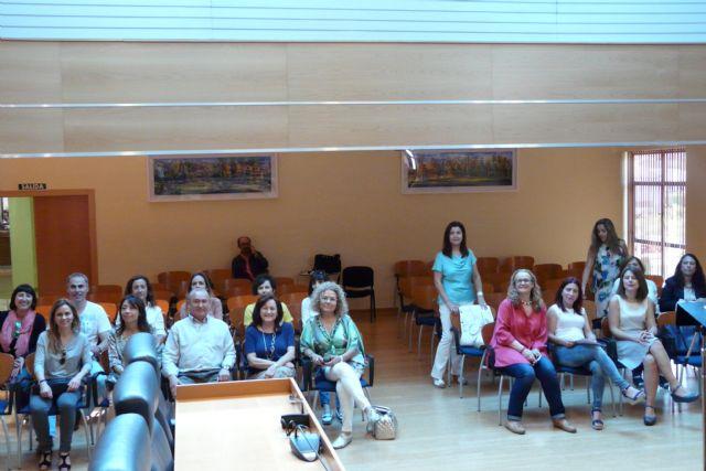 Técnicos de Turismo de la Red Regional de Oficinas de Turismo de la Región de Murcia asisten a la Visita de Familiarización en Molina de Segura - 2, Foto 2