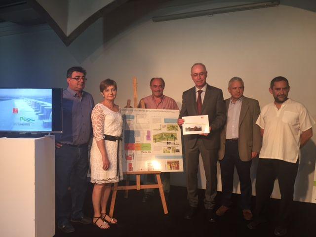 El proyecto de Centro de Visitantes de la Contraparada, nuevo punto de referencia ambiental, cultural y turístico de Murcia - 1, Foto 1