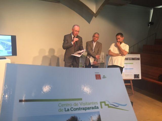El proyecto de Centro de Visitantes de la Contraparada, nuevo punto de referencia ambiental, cultural y turístico de Murcia - 2, Foto 2