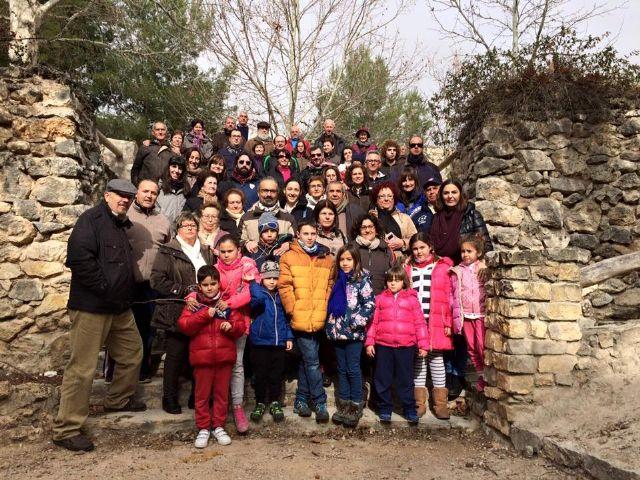Turismo clausura la tercera edición de los itinerarios guiados a las pedanías y campo de Caravaca - 2, Foto 2