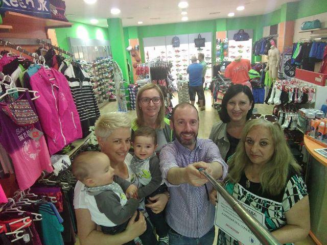 Entregados los premios del concurso 'Un selfie por mamá' - 1, Foto 1
