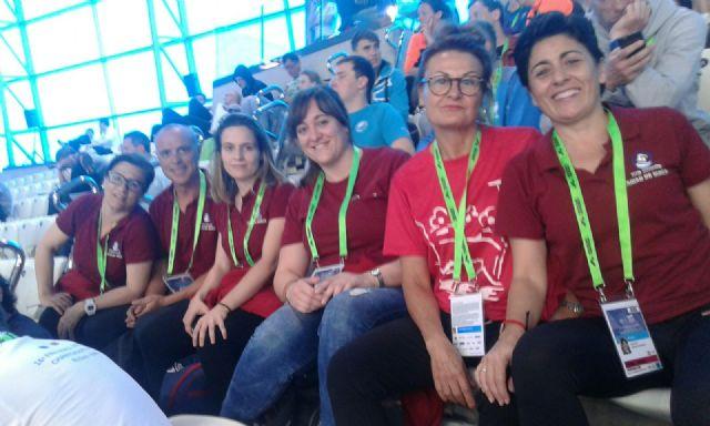 El Club Natación Ciudad de Murcia hace historia en el Campeonato de Europa de natación máster de Londres - 2, Foto 2