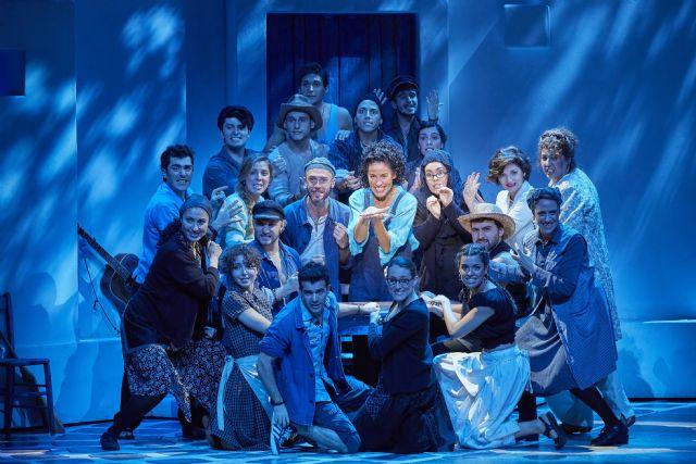 El musical Mamma Mia! llega mañana al Auditorio Víctor Villegas de Murcia - 1, Foto 1