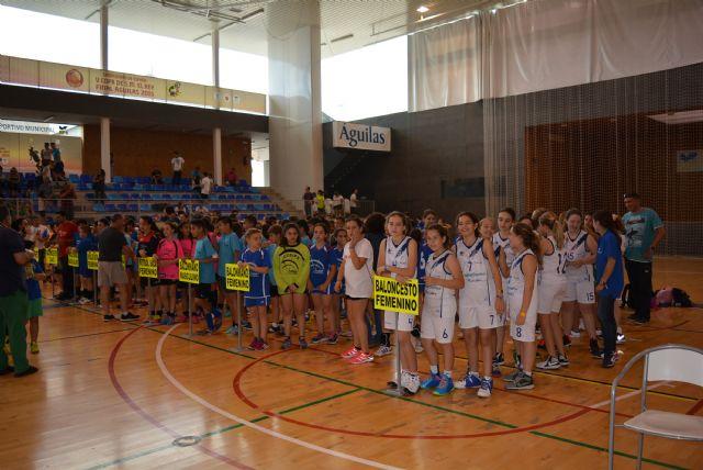 Águilas acoge la final regional del programa Actividad Física y Deporte en Edad Escolar - 1, Foto 1