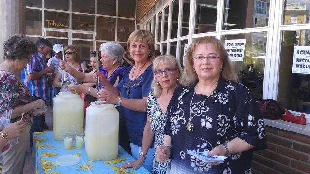 Comienzan las fiestas del Centro Municipal de Personas Mayores de la plaza Balsa Vieja, Foto 8