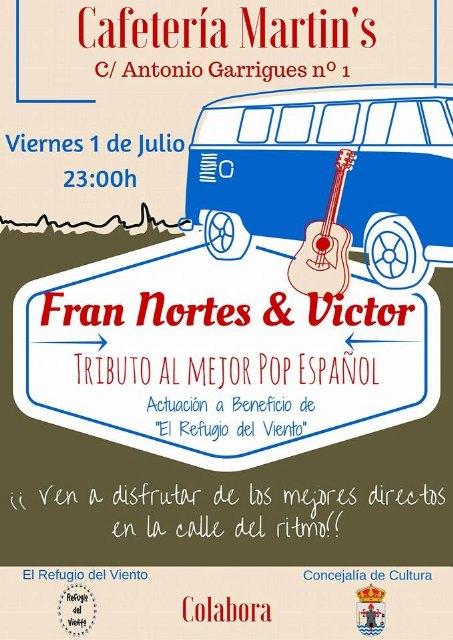 Cafetería Martin´s organiza varios conciertos a beneficio de El Refugio del Viento, Foto 3