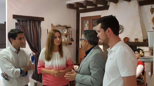 El PP asegura que trabaja por la promoción turística y cultural de Cieza - 1, Foto 1