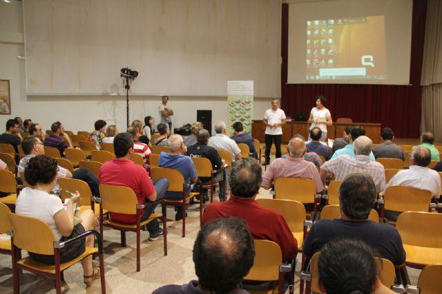 La Asociación Campoder informa de la estrategia de desarrollo rural que beneficiará a Puerto Lumbreras - 1, Foto 1