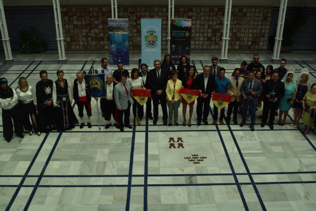 Impulso a la declaración de Interés Turístico Regional para las fiestas del Corpus de  Archena - 1, Foto 1