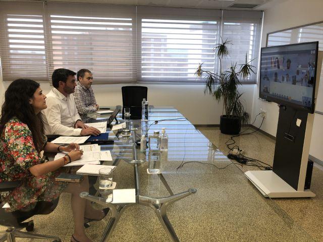 La Comunidad ejecuta proyectos de recuperación del Mar Menor en todas las actuaciones que le competen del Proyecto de Vertido Cero - 1, Foto 1