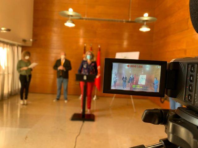 La catedral de Murcia y el clavel rojo serán la imagen de la III Feria del Libro - 2, Foto 2