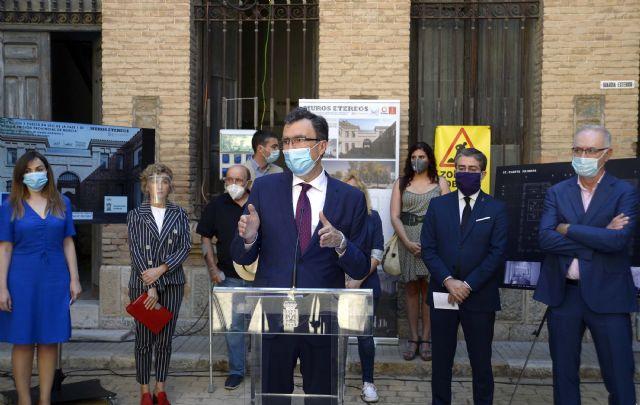 Arrancan las obras de la Cárcel Vieja y la peatonalización de su entorno - 2, Foto 2
