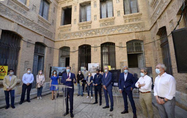 Arrancan las obras de la Cárcel Vieja y la peatonalización de su entorno - 3, Foto 3
