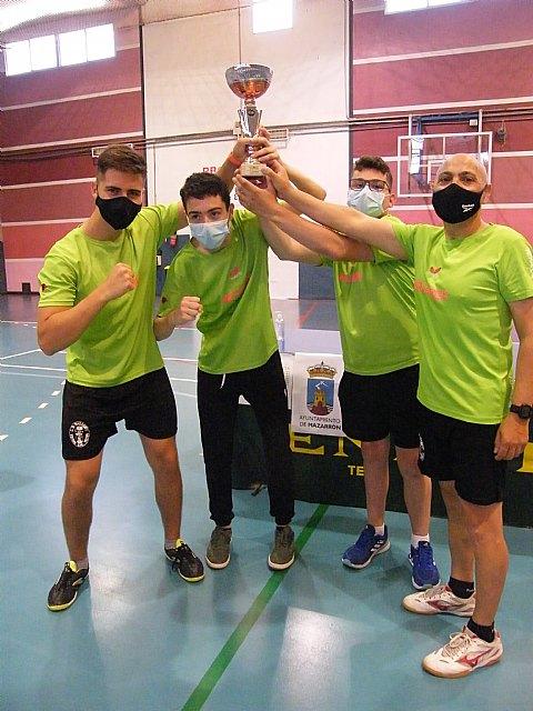 Nuevos éxitos deportivos de nuestros deportistas en tenis de mesa, taekwondo, tenis, ciclismo, pesca y motociclismo - 5, Foto 5