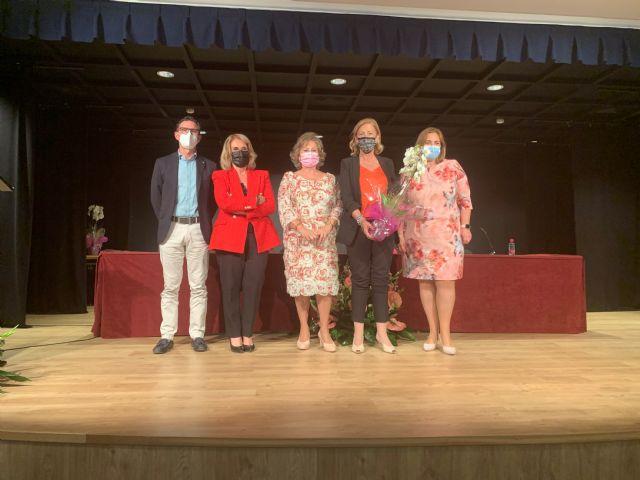La Asociación de Amas de Casa rinde homenaje a los enfermeros aguileños - 3, Foto 3