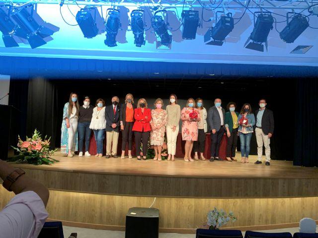 La Asociación de Amas de Casa rinde homenaje a los enfermeros aguileños - 5, Foto 5