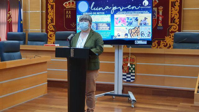 La Concejalía de Juventud de Molina de Segura presenta su programa de verano LUNA JOVEN 2021 - 3, Foto 3