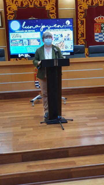 La Concejalía de Juventud de Molina de Segura presenta su programa de verano LUNA JOVEN 2021 - 4, Foto 4
