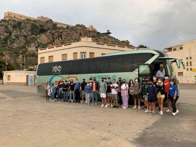 Las concejalías de Educación y Juventud desean suerte a los estudiantes aguileños que se enfrentan a la EBAU - 1, Foto 1