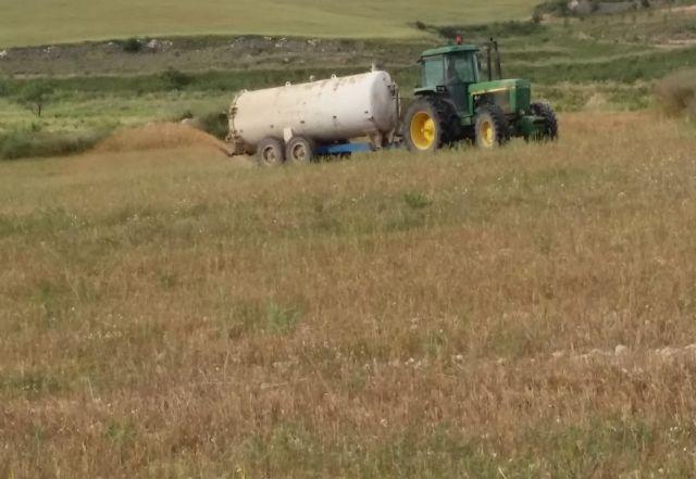 Prohibición de utilización durante el verano de lodos de depuradora con fines agrícolas - 1, Foto 1