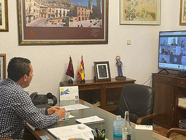 El Alcalde de Mula está presente en la III Asamblea General de la red de Villas romanas de Hispania - 1, Foto 1