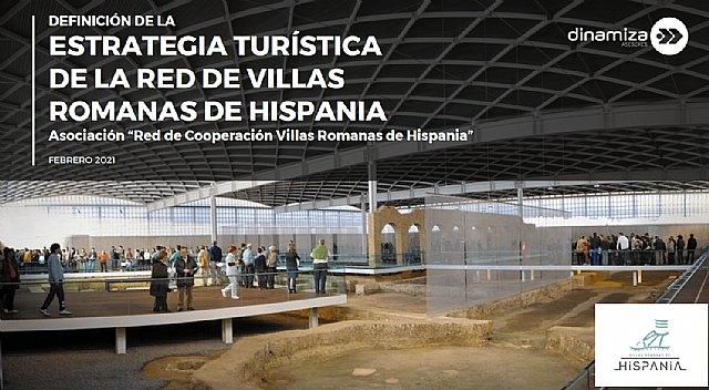El Alcalde de Mula está presente en la III Asamblea General de la red de Villas romanas de Hispania - 2, Foto 2