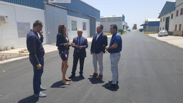 La inversión de 287.700 euros del Plan regional de Obras y Servicios en Archena permite mejorar una veintena de calles - 1, Foto 1