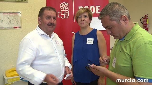 El PSOE-RM celebrará primarias a doble vuelta en septiembre para elegir al nuevo secretario general, Foto 1