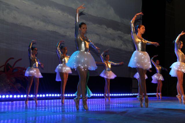 Puerto Lumbreras acoge el Festival de Danza del ballet Mª Teresa Lazareno - 1, Foto 1
