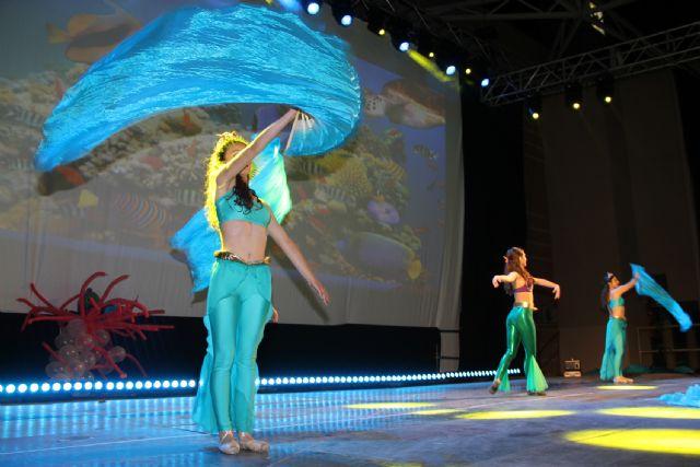 Puerto Lumbreras acoge el Festival de Danza del ballet Mª Teresa Lazareno - 2, Foto 2