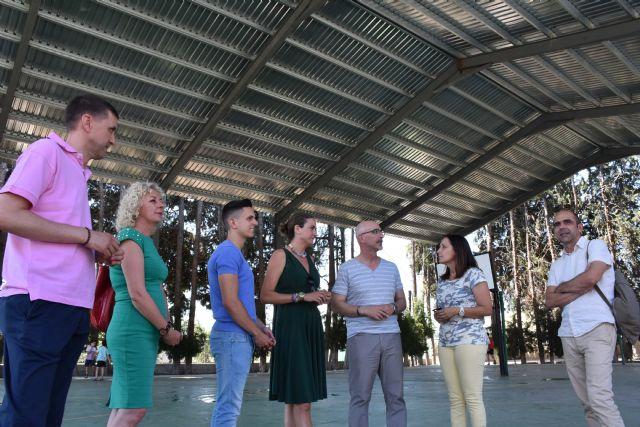 Más de 240 alumnos del colegio Emilio Candel disfrutarán el próximo curso de una pista cubierta gracias al Plan de Climatización - 1, Foto 1