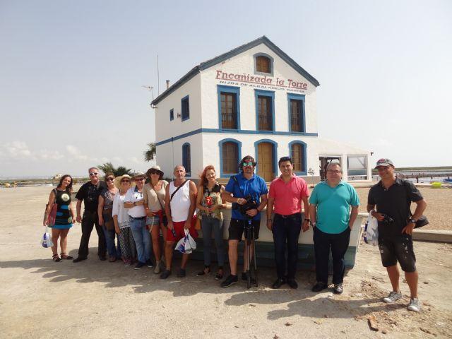 Las Jornadas Gastronómicas Mi Mar Menor de Salazón ofrecen una gran moraga de sardinas - 1, Foto 1