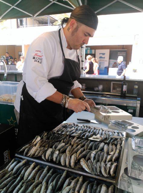 Las Jornadas Gastronómicas Mi Mar Menor de Salazón ofrecen una gran moraga de sardinas - 2, Foto 2