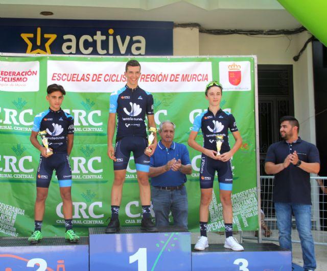 Unos 80 participantes en el Trofeo Escuelas de Ciclismo ´Ciudad de Puerto Lumbreras´ - 1, Foto 1