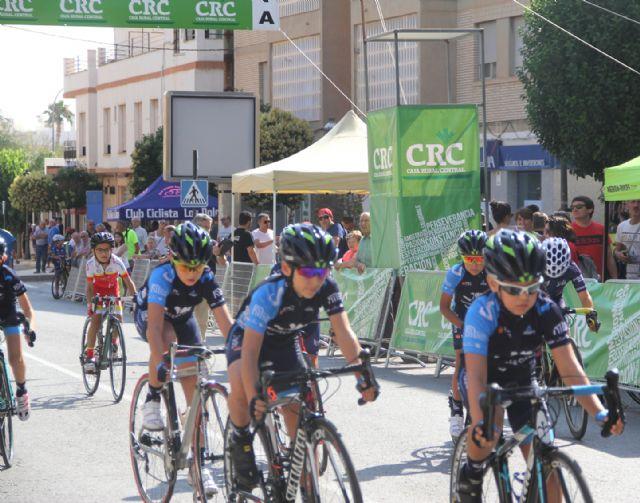 Unos 80 participantes en el Trofeo Escuelas de Ciclismo ´Ciudad de Puerto Lumbreras´ - 3, Foto 3