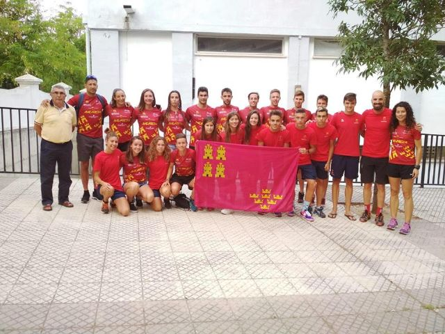 Murcia roza el podio en el Nacional por Autonomías en Edad Escolar - 1, Foto 1