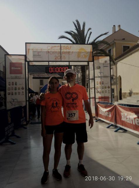 Atletas del CAT participan en las ligas de carreras de Murcia y Almería, Foto 2