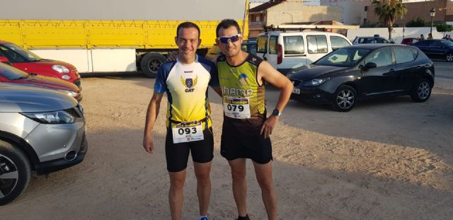 CAT athletes participate in the Murcia and Almeria racing leagues - 4