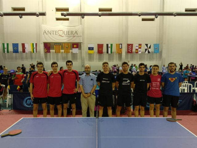 End of the Spanish championships held in Antequera - 1