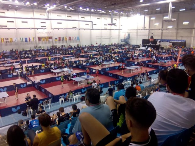 End of the Spanish championships held in Antequera - 3