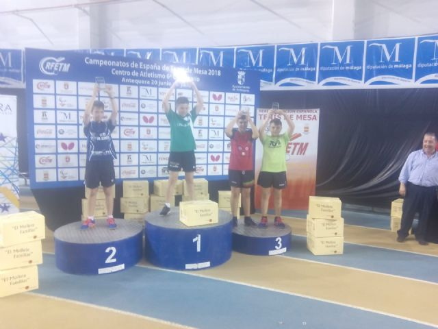 End of the Spanish championships held in Antequera - 4